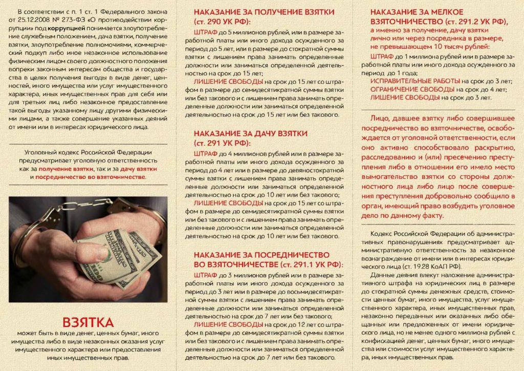 О коррупции. Страница 2
